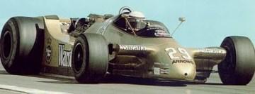 Arrows A2 em 1979.